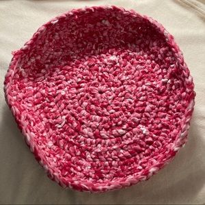 Candy Cane Handmade Pet Bed 100% Washable